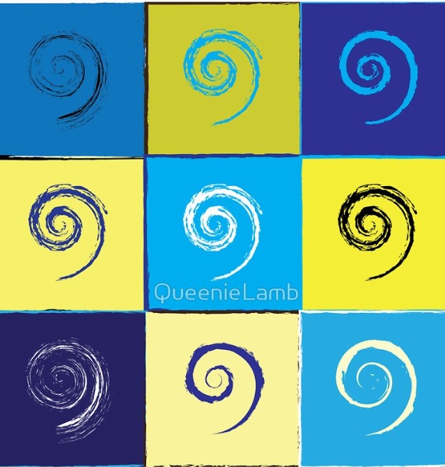 spiralsonsquares